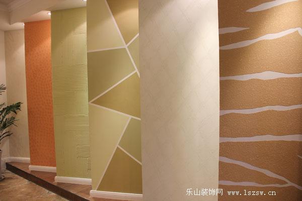 硅藻泥展示大厅