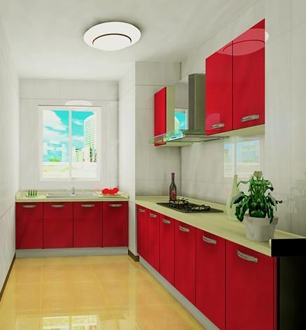 厨房橱柜什么颜色