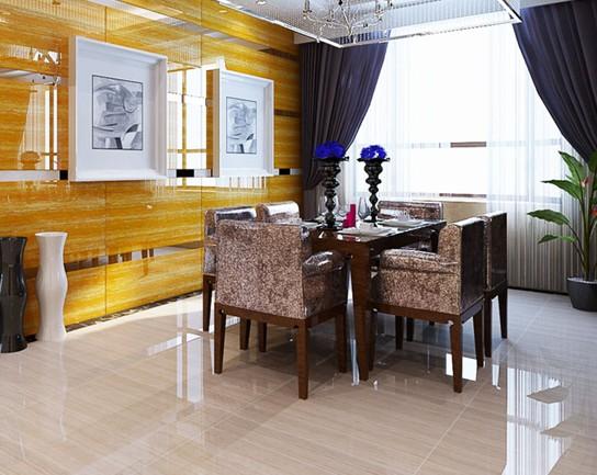 木纹地板砖装修效果图赏析 看家居亮点无限图片说明文字