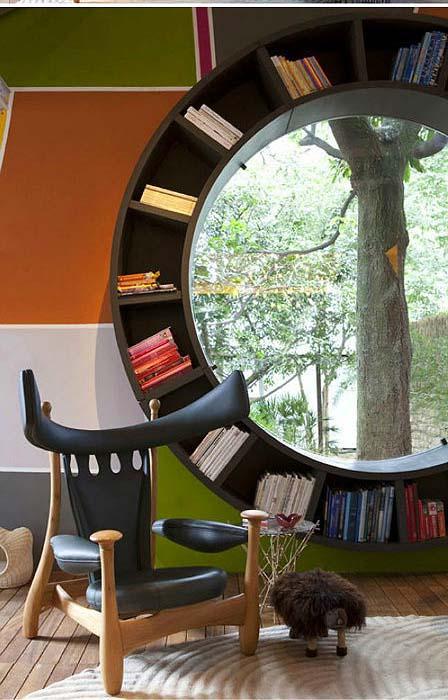 小户型书房装修效果案例