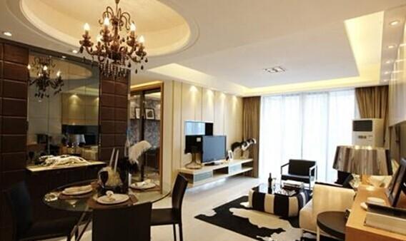 装修都需要吊顶,客厅也不例外,而且客厅吊顶的设计,更加追求美