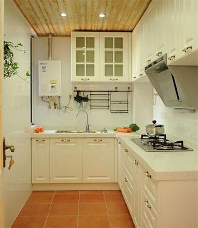 小户型小面积厨房设计装修实例 -小厨房装修和方法高清图片