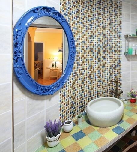 乐山恒邦紫云府两居室卫生间装修效果图