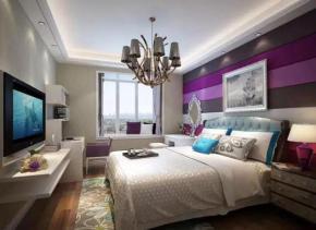 江山一品200㎡现代低调奢华四居室
